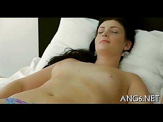 Erotic anal and vagina drilling