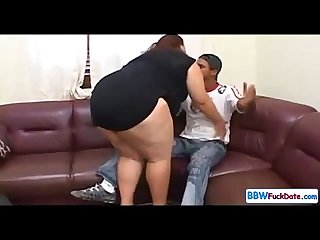 Interracial video