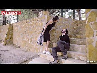 LETSDOEIT - Frida Sante Has a Kinky Gift for Her Boyfriend (Cassie Del Isla)