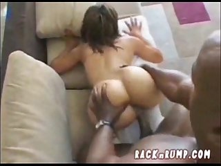 BIG ASS BOOTY LATIN VS BIG BLACK COCK LOOP
