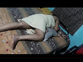 SANJANA AUNTY SLEEPING BEAUTY.SANJANA AN INDIAN HOUSEWIFE READY TO FUCK AUNTY.SHE..