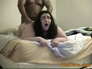 Big girl rough orgasm