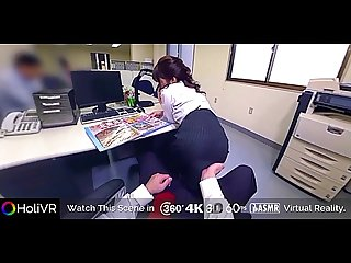holivr jav vr porn office power harassment
