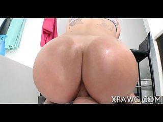 Large bootie porn