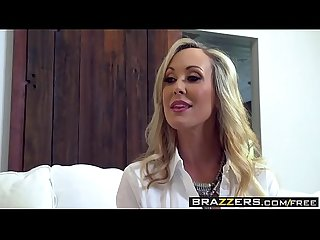 Brazzers - Milfs Like it Big - (Brandi Love Danny Mountain) - Huge Cock For Hire
