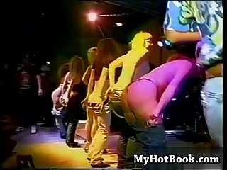 This strip tease compilation takes the cake in hot