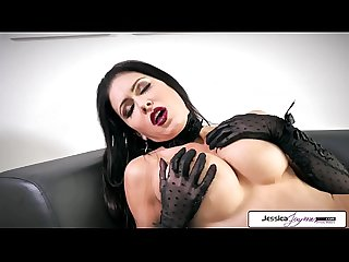 Jessica jaymes show her long legs comma tight ass comma big boobs and little pussy