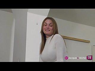 Marie teste le glory-hole
