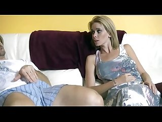 Vanessa Vixon in Stepmom stepson affair