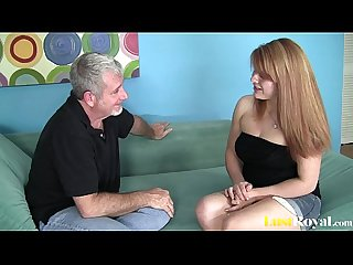 Pierced babe sarah stoner loves tasting semen