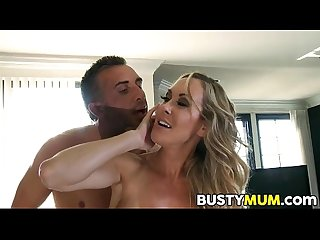 Brandi love has big tits