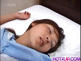 Yayoi sudo is aroused with vibrators big time