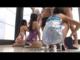 Uncensored jav idol unit oral sex fan service subtitled