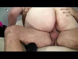 Busty girl does Blowjob to her uncle num 3 Hd version