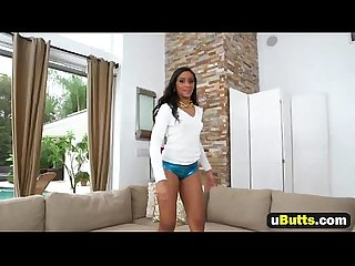 Ebony Valentina Vega Sixty Nine Riding White Dong