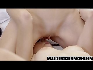 NubileFilms - Hot Blonde Alexa Grace Craves Pussy