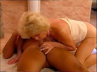 My cock can't resist to the irresistible charm of a mature slut! Vol. 21