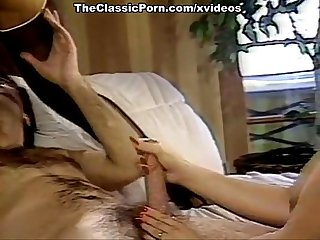 Nina Hartley, Nina DePonca, Jerry Butler in classic sex clip