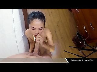 Asian Fuck Teen And Cum In Her Face