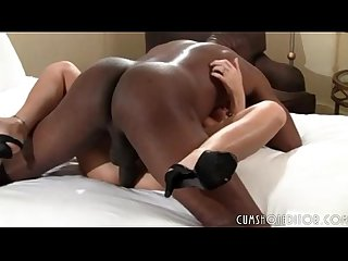 Horny Wife Enjoying Big Black Cock