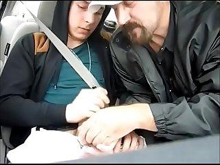 A novara graziano fortina in auto spompina un 18enne