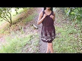 petite teen public squirt and fuck.