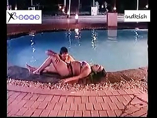 hot desi in swimming pool