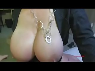 Pov Eva notty wants you cock hard before it gets in her wet pussy