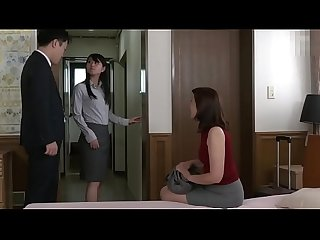 Japanese horny mature m. in law seduces for fucking when my wife go to work FULL VIDEO..