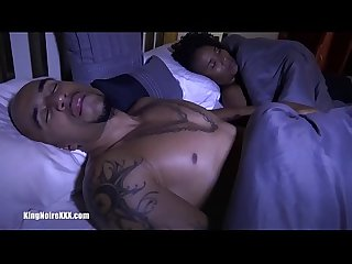 Ebony Sleep fetish jet setting Jasmine king noire