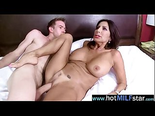 Mature Hot wife tara holiday ride big cock as A star movie 28