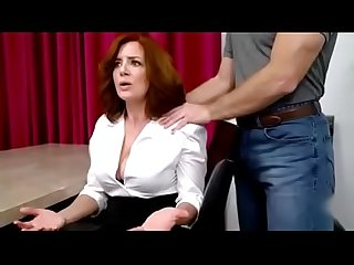 Andi james in arrangement with sexy step mom