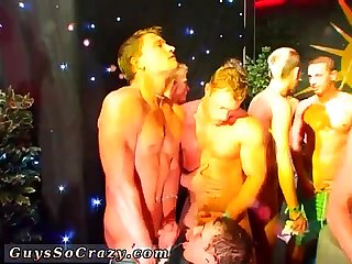 Young gay porn with sexy uncle first time so many crevices got