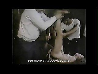 Classic Forced sex scene
