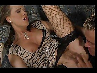 Mandy Bright's pussy got rammed