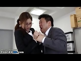 Japanese funny office porn sex more at elitejavhd com
