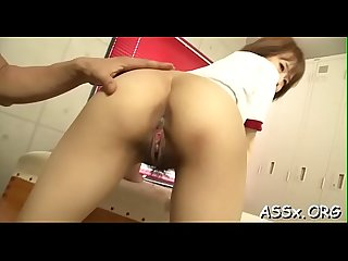 Wet oriental orall-service after hot anal