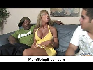 Milf Porn - Watching my mom going black in interracial sex 27