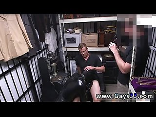 Free sexy naked gay porn dungeon tormentor with a gimp