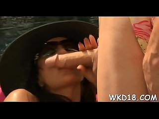Hotty receives screwed hard