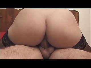 Italian amateur couple in mask fucks and filmed