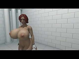 Haydee huge boobs big butt