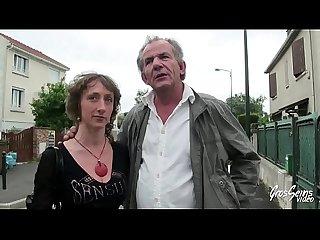 Alize comma sodomise devant son mari candauliste
