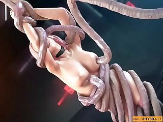 Best hentai tentacle movie ever naughty3d net