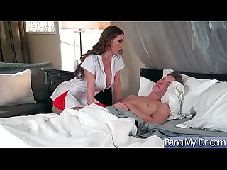 Sex Adventures On Tape Between Doctor And Patient (Nikki Benz) video-24