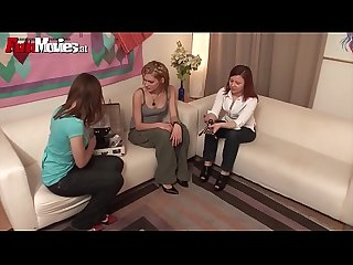 German Homemade Natural Amateur Lesbian Teens Threesome