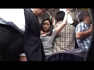 Japanese Bus - Dandy 500 - Milky Breasts Touch S�per Sex