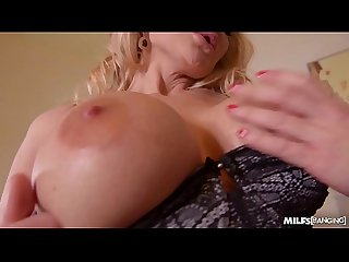Milfs Cathy Heaven & Kayla Green Get Banged Balls Deep in Office Threesome