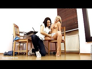 Oral angels by sapphic erotica lesbian love porn with irie audrey