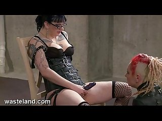 Wasteland bondage sex movie mistress panties lpar pt 1 rpar